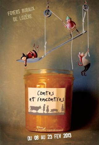 contes et rencontres 2013