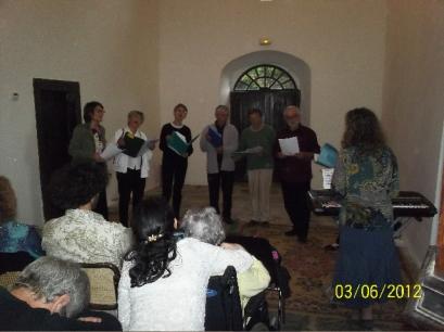 Chorale de Sainte Croix