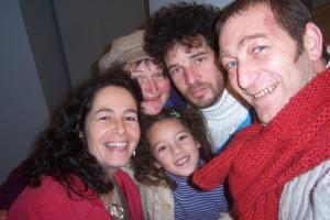 15 novembre 2011 En route pour Bruxelles