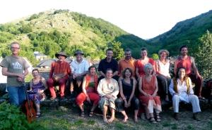 6 juillet 2013 Concert au Pont de Montvert